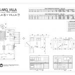 Villa Limonada - 2nd floor plans