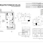 Villa Mango - 2nd floor plans